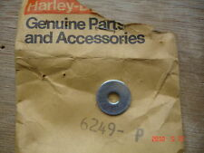 HARLEY LIGHTWEIGHT REAR FENDER SIDE COVER WASHERS 6249P