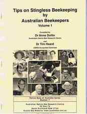 BOOKLET 7 - Tips on Stingless Beekeeping by Australian Beekeepers (Volume 1)