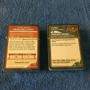 Dungeons & Dragons: Castle Ravenloft Board Game - Replacement Card Set