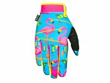 FIST Handschuh Lazer Flamingo  MX / MTB / BMX Gloves Pink Flamingos Large