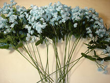 Christmas Picks 24 Pcs bulk wholesale lot floral Crafts FLOWERS Babie's Breath 7