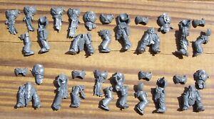 40K Chaos Space Marines Marines Body Bits 10 Bitz