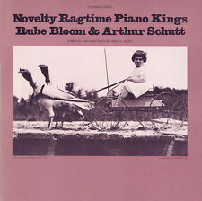 Rube Bloom, Rube Blo - Novelty Ragtime Piano Kings [New CD]