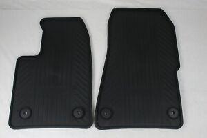 Original Fußmatten vorne Gummi Ford Transit Tourneo Custom 2097670