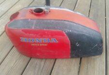 Honda CB 400F CB400F gas Fuel Petrol Tank 1975 1976 1977
