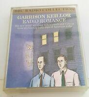 Garrison Keillor A Radio Romance Cassette Tape 1992 BBC Radio