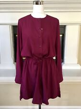 Uniqlo spiced wine tunic dress or top medium NWOT