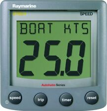 Raymarine ST60 + SPEED digitale sistema con ATTRAVERSO HULL Transducer