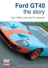 THE FORD GT40 STORY - From 1963 to the new GT Supercar - Documentary - NEW DVD