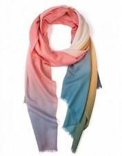 Mehrfarbige Damen-Schals aus 100% Wolle