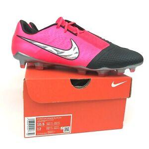 Nike Phantom Venom Elite FG Laser Crimson Soccer Shoes Men's Sz 10.5 AO7540-602