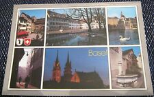 Switzerland Basel Multi-view - posted 1992