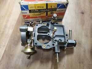 NOS New Nissan Datsun Carburetor Choke Chamber 210 A12 1979 1980 1.4L L4