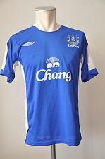 Everton Premier League Trikot Gr. S Umbro Jersey Chang vintage RAR blue Home