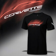 2014-2019 Corvette C7 Mens Outline T-Shirt 637637