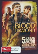 Blood Diamond - Action / Civil War / Thriller - Leonardo DiCaprio - NEW DVD R4