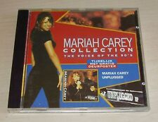 MARIAH CAREY MTV Unplugged CD Collection Deurposter Version Voice of the 90's