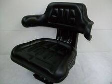 FORD  3000 3600 3610 3900 3910 BLACK  UNIVERSAL TRACTOR SUSPENSION SEAT #IA