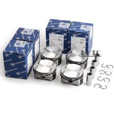 4x Pistons Rings Set KS Φ84mm For BMW E60 E87 E90 118i 120i 320i 520i X3 N46B20B