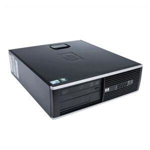 HP Compaq Elite 8300 USDT - Intel Core i3-3220 3,3 GHz - 8 Go - HDD 500 Go