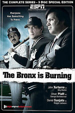 The Bronx is Burning ~ The Complete Series ~ 3-Disc Special Edition DVD Set NEW