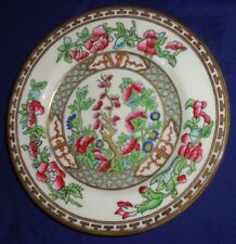 """BR1862 Coalport China Indian Tree Bread & Butter Plate 6"""" Smooth Edge"""