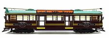 OO GAUGE FULLY ELECTRIC MELBOURNE W6 CLASS TRAM - CITY CIRCLE NO. 888