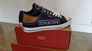 Levis Dallas Cowboys Canvas Men's Sneakers
