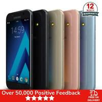 Samsung A3 2017 A320FL 16GB Unlocked Galaxy SIM Free Smartphone Various Colours