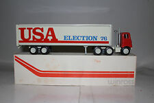 Winross, 1976 Presidential Election Truck, Republican, Ford, Dole, Boxed #2