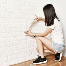 Brick PE Foam Self Adhesive Wall Sticker Home Decor Wall Sticker Background Tile