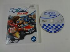 MY SIMS RACING NINTENDO WII NO MANUAL