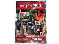LEGO Ninjago Talon Minifigure Promo Foil Pack Set 891841