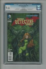 Detective Comics #14 CGC 9.6 NM+ DC Comics The New 52 1/13 Poison Ivy Batman