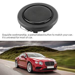 Universal Car Steering Wheel Horn Button Modified Truck Black