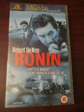 Ronin   VHS Video Tape (NEW)