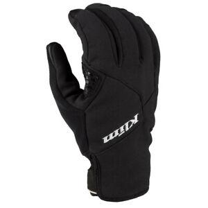 Brand New Klim Inversion Insulated Gloves - 2XL - Black - # 3280-001-160-000