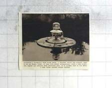 1955 Floating Device For Fighting Fires In Oil Or Petrol Tanks