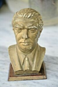 Albania Sculpture Bust of Enver Hoxha - Dictator Of Albania