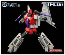 Transformers Maketoys G2 Starscream TFCON Exhibition Action Figure toy in stock