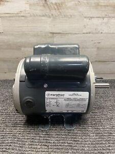 Marathon Motors 5KC46GN0251AY Inst Rev Motor,1/2 Hp,1725 Rpm,115/230 V