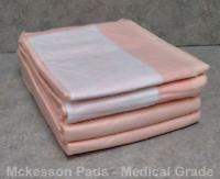 100 30x30 McKesson ULTRA Thick Heavy Dog Puppy Training Pee Pads Underpads