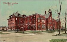 Villa Marie Academy in Erie PA Postcard