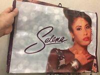 Selena Quintanilla Limited Edition HEB exclusive Tote Bag In Hand