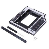 2nd HDD SSD Caddy Bracket Adapter For Lenovo IdeaPad Z50-70 B50-50 B50-70 B50-80