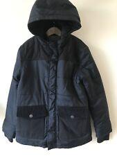 Boys River Island Age 12 Coat Jacket Navy Blue 11-12 Years