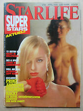 Starlife 2/1984, Stefanie Sandrelli, Katie Rabett, Joanne Latham, Olivia Pascal