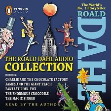 The Roald Dahl Audio Collection: Includes Charlie and the Chocola by Da CD-AUDIO