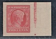 US Stamp #368 Graded: 100 Gem MNH OG w/PSE Cert. SMQ. $250