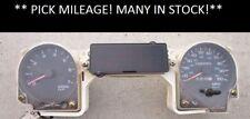 92-95 Jeep Wrangler Instrument Gauge Cluster Speedometer Dash PICK YOUR MILEAGE!